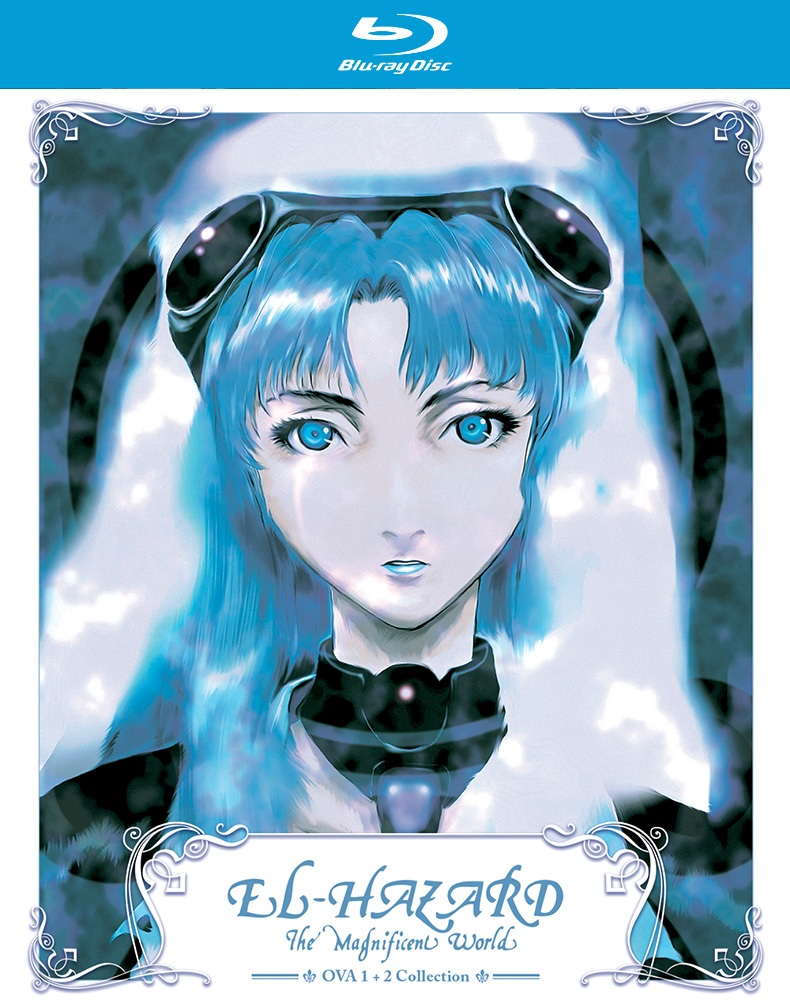 El-Hazard The Magnificent World OVA 1+2 Collection Blu-ray