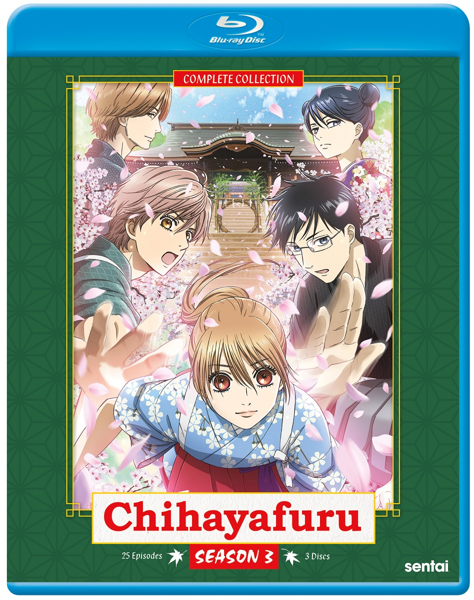 Chihayafuru Season 3 Blu-ray