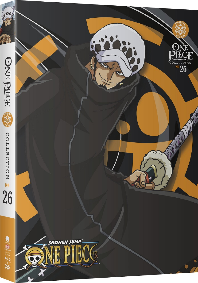 One Piece Collection 26 Blu-ray/DVD