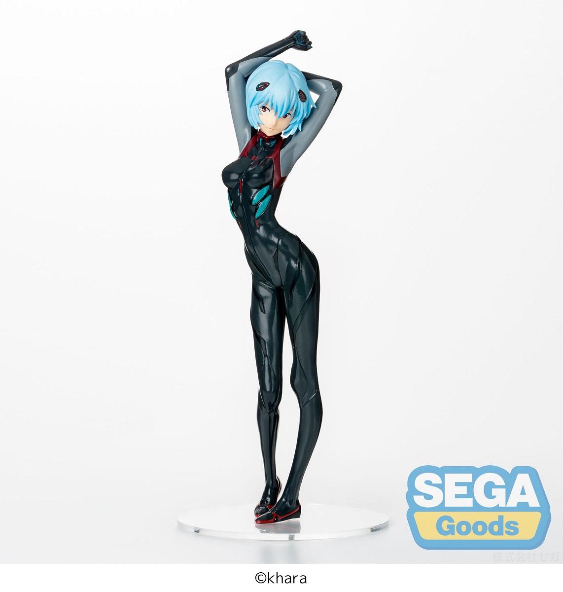 Rei Ayanami Evangelion 3.0+1.0 LPM Prize Figure