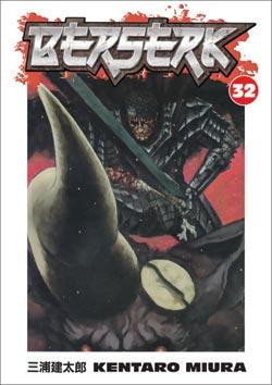 Berserk Manga Volume 32