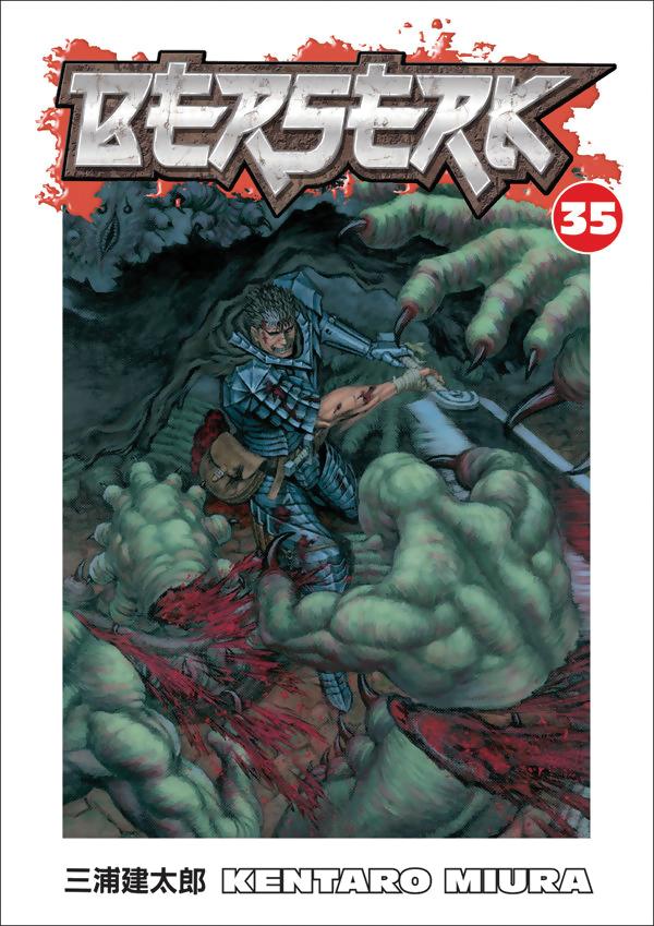 Berserk Manga Volume 35