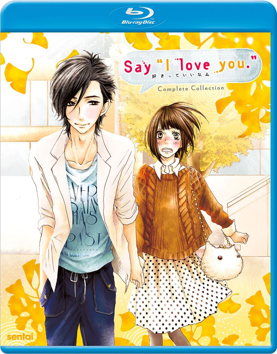 Say I Love You Blu-ray