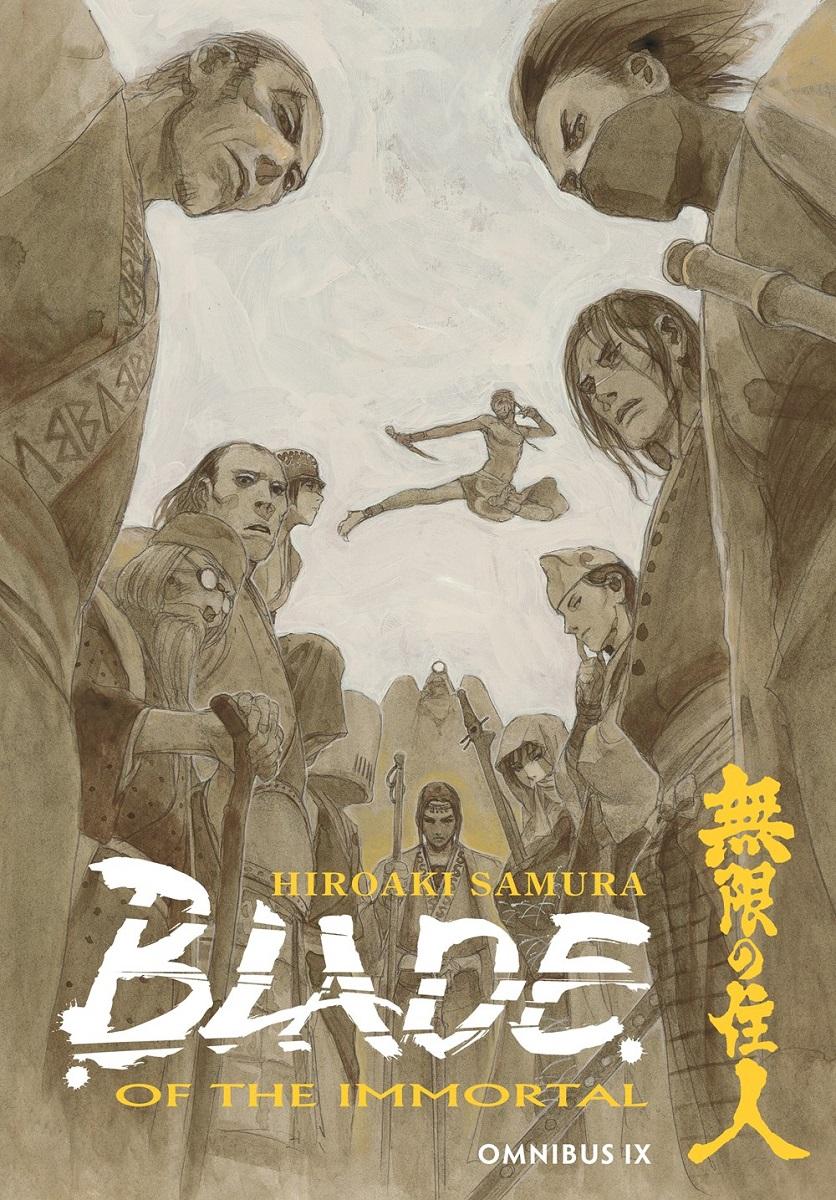 Blade of the Immortal Manga Omnibus Volume 9
