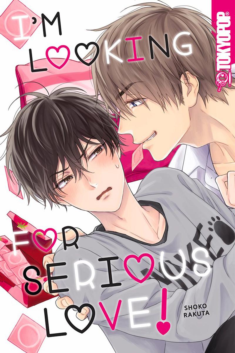 Im Looking for Serious Love! Manga