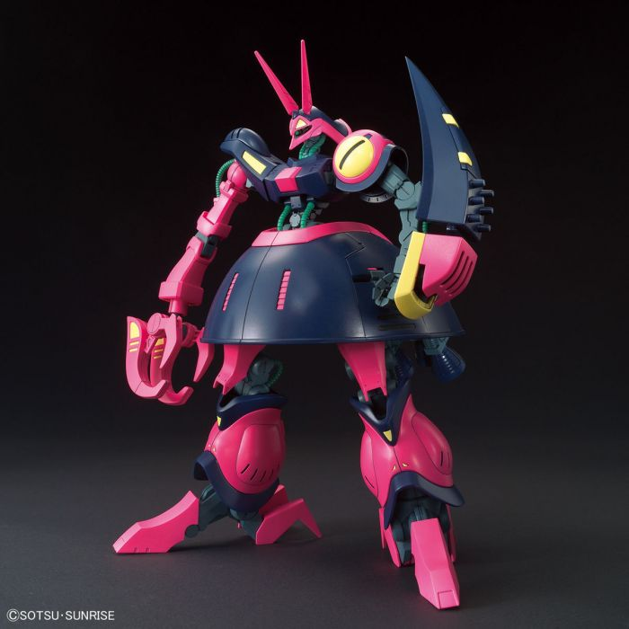 Baund-Doc Mobile Suit Z Gundam HGUC 1/144 Model Kit
