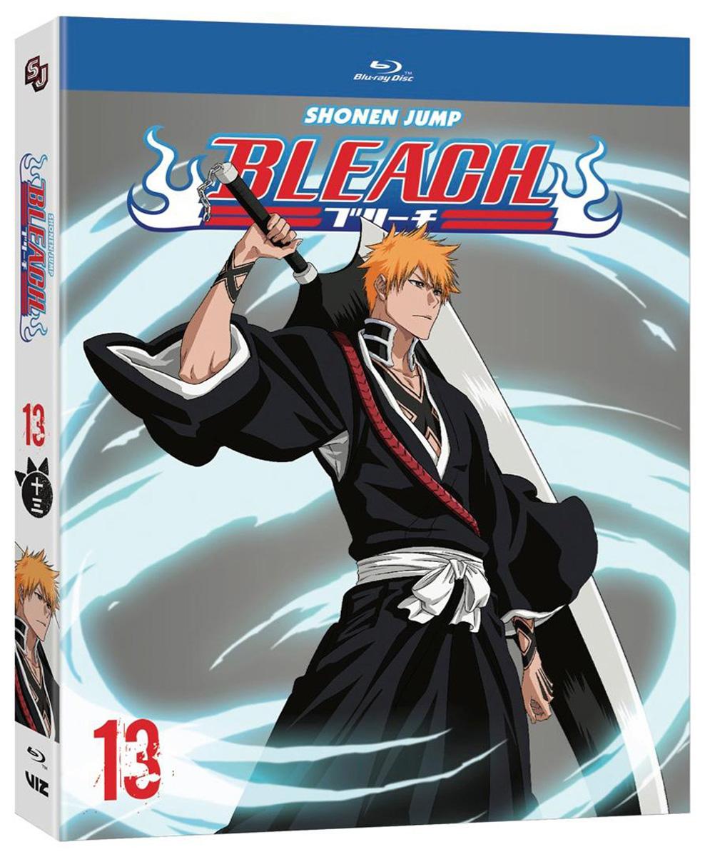 Bleach Set 13 Blu-ray
