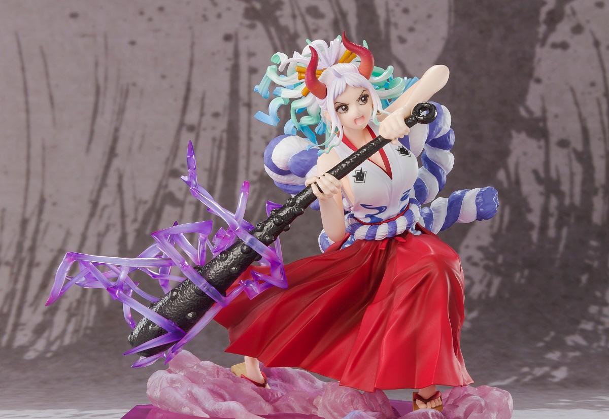 Yamato Extra Battle Ver One Piece Figuarts Figure