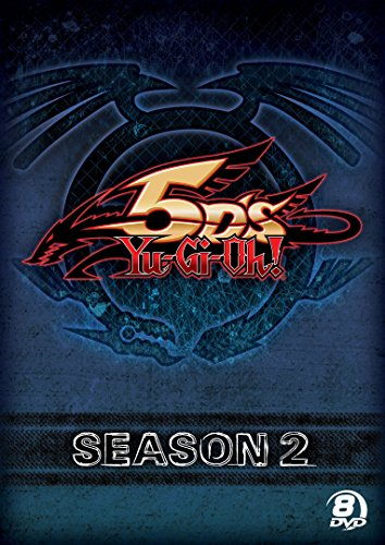Yu-Gi-Oh! 5Ds DVD Season 2