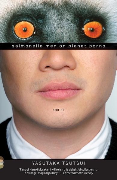 Salmonella Men on Planet Porno Novel