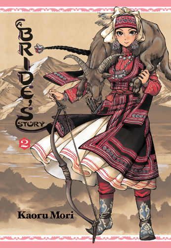 A Brides Story Manga Volume 2 (Hardcover)