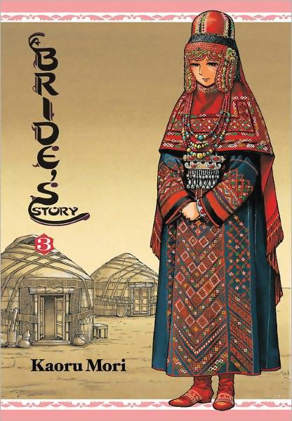 A Brides Story Manga Volume 3 (Hardcover)