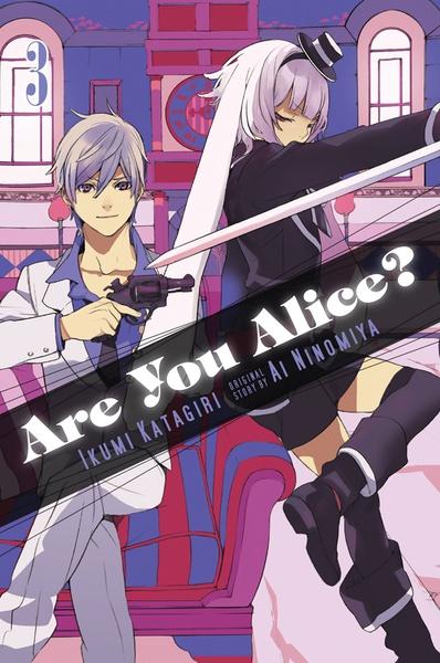 Are You Alice? Manga Volume 3