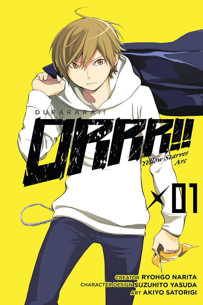 Durarara!! Manga Volume 8