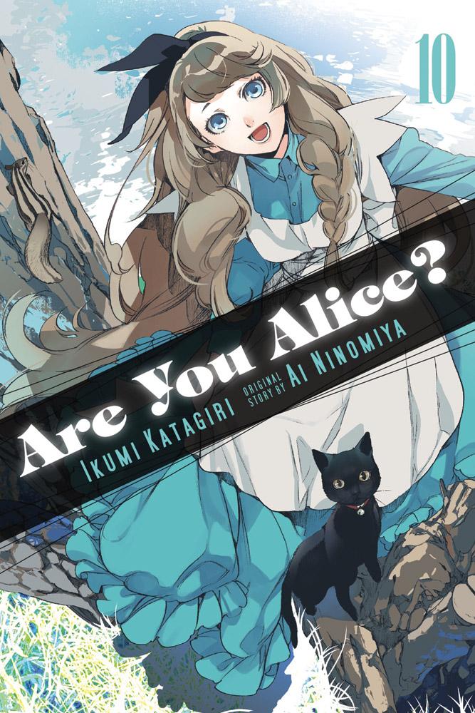 Are You Alice? Manga Volume 10