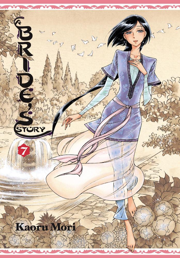 A Brides Story Manga Volume 7 (Hardcover)