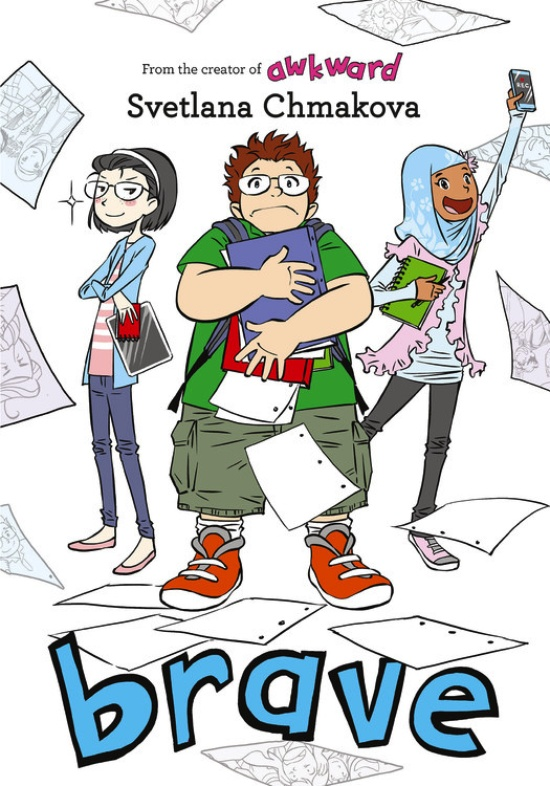 Brave Manga (Hardcover)
