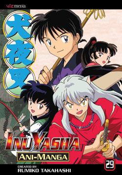 Inu Yasha Ani-Manga Volume 29 (Color)