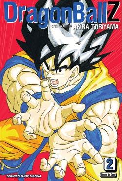Dragon Ball Z Manga Omnibus 2 (Vols 4-6)