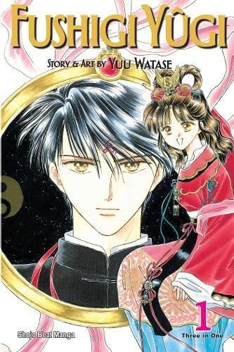 Fushigi Yugi Manga Omnibus Volume 1