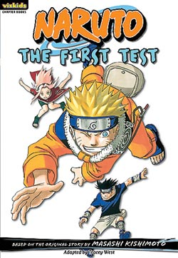 Naruto Chapter Book Volume 10