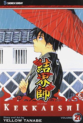 Kekkaishi Manga Volume 21