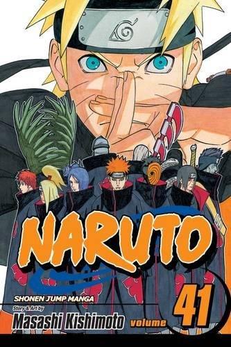 Naruto Manga Volume 41