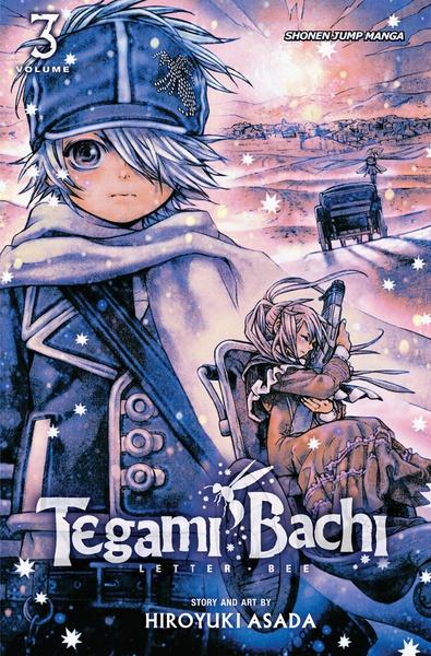 Tegami Bachi Letter Bee Manga Volume 3