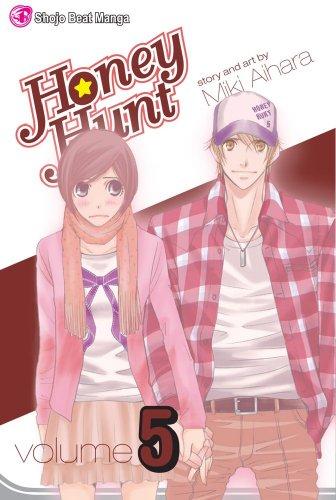 Honey Hunt Manga Volume 5